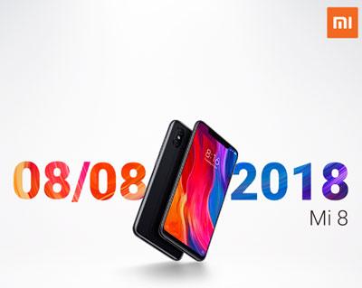 Xiaomi Mi 8 : Le nouveau flagship du constructeur Chinois bientôt officiel en France