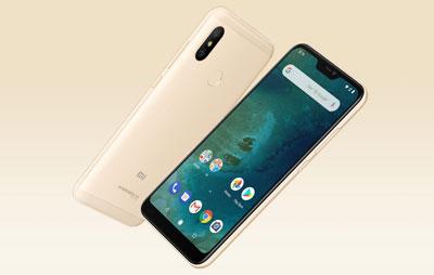 Top affaire : Le Xiaomi Mi A2 Lite à 159.16 euros au lieu de 189 euros