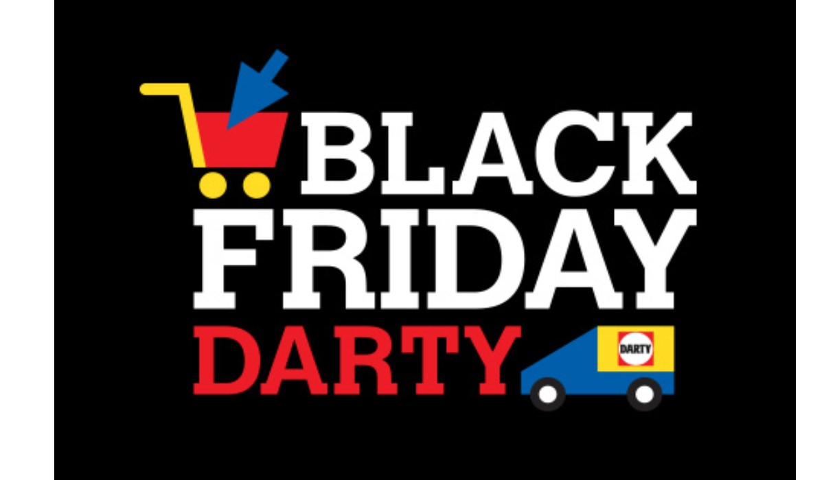 visuel black friday darty