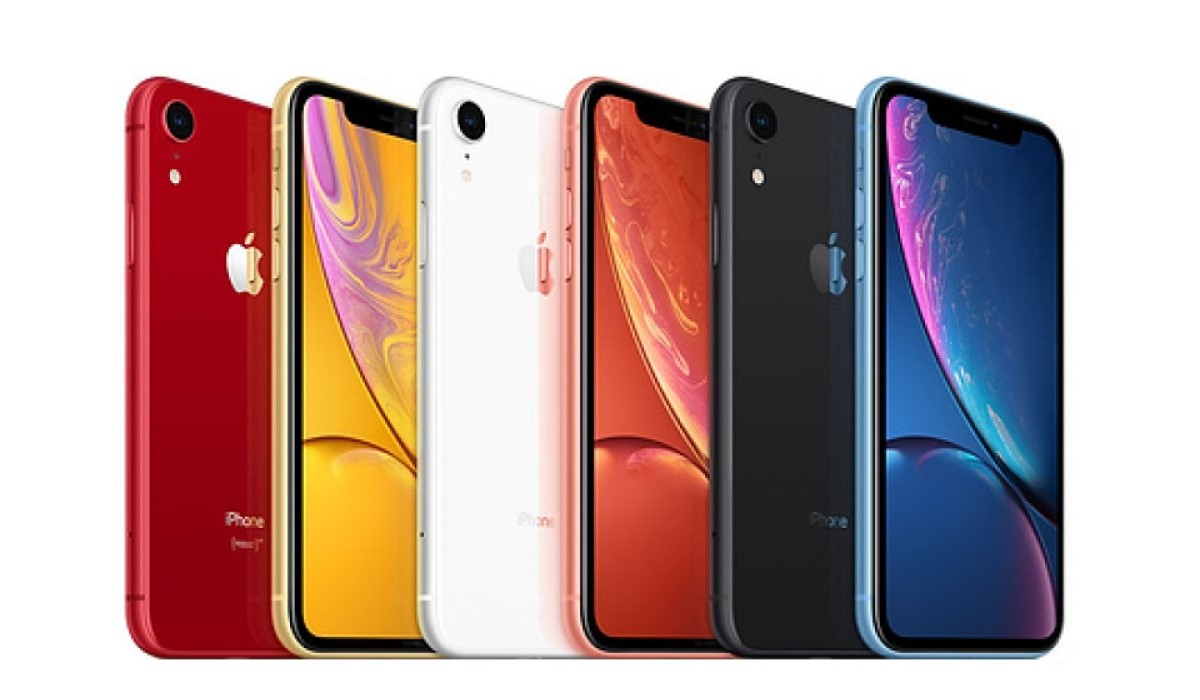 visuel iphone xr