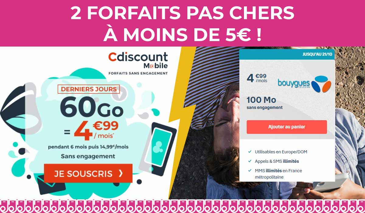 cdiscount mobile vs. bouygues telecom