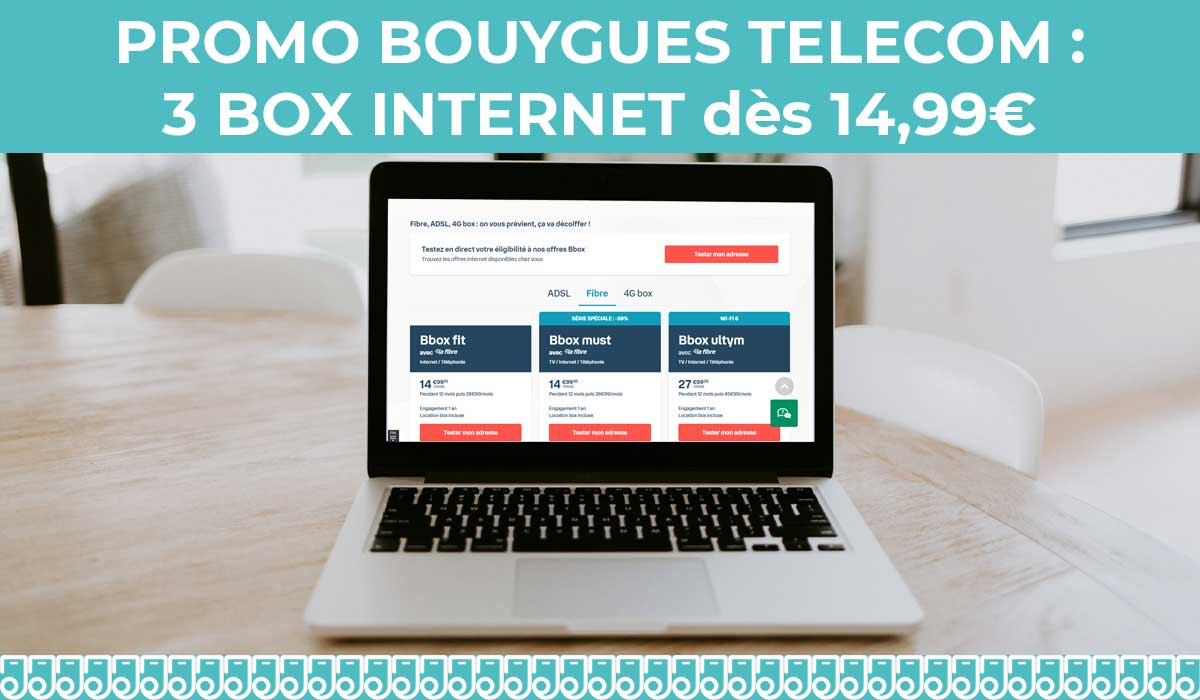 promo box internet bouygues telecom