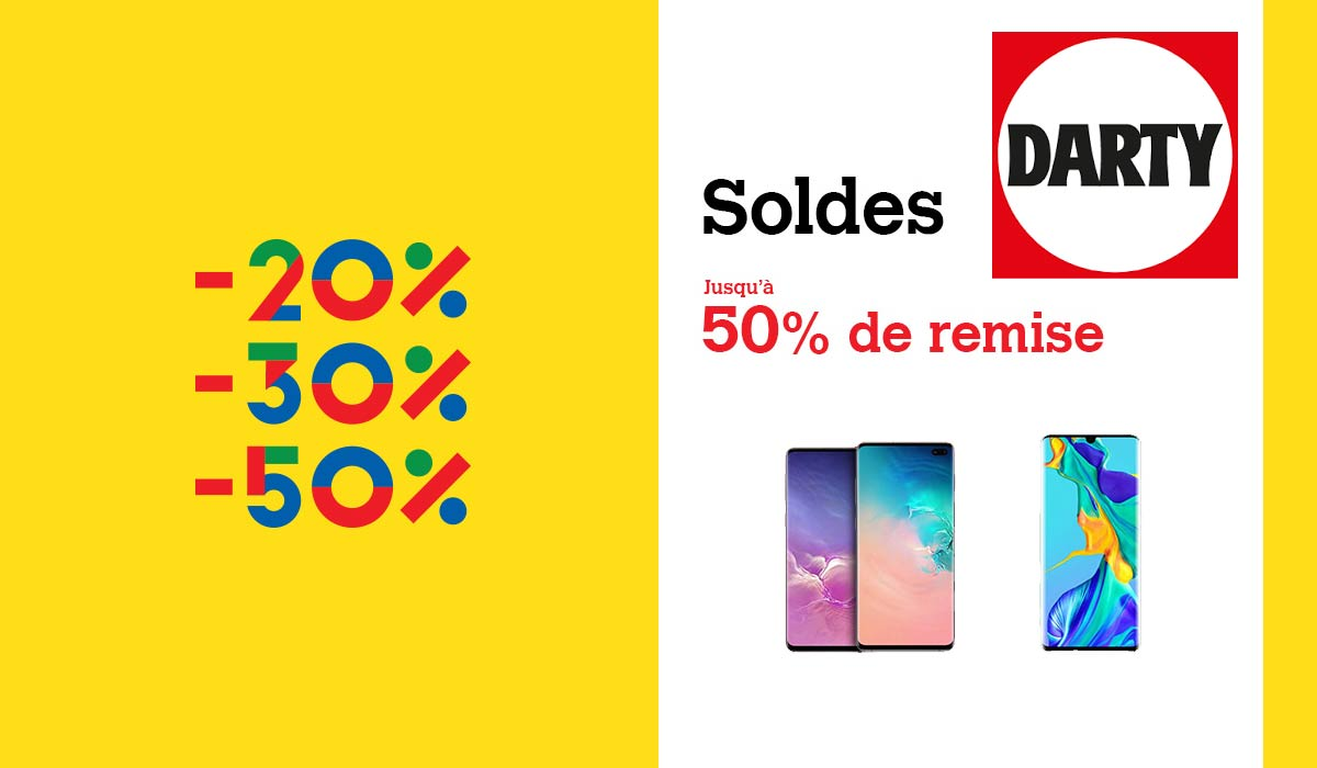soldes darty