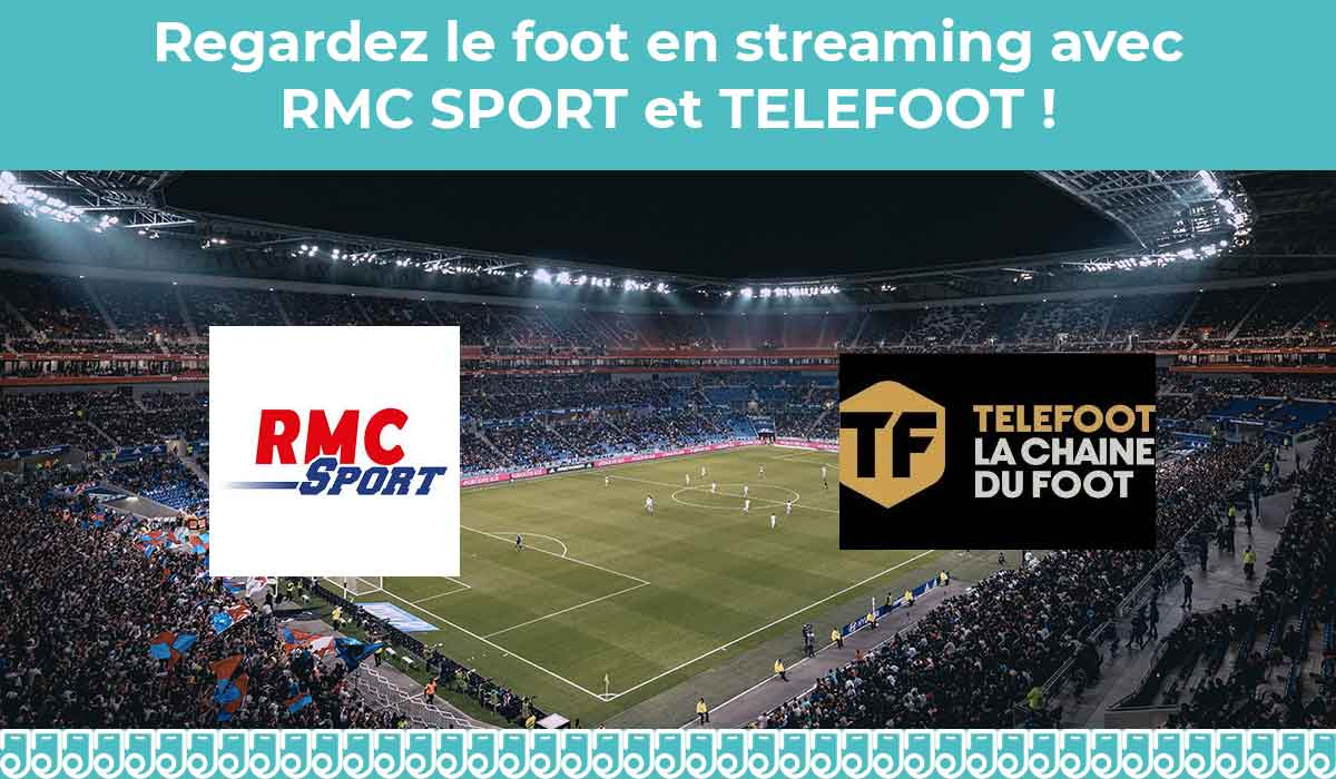 foot en streaming