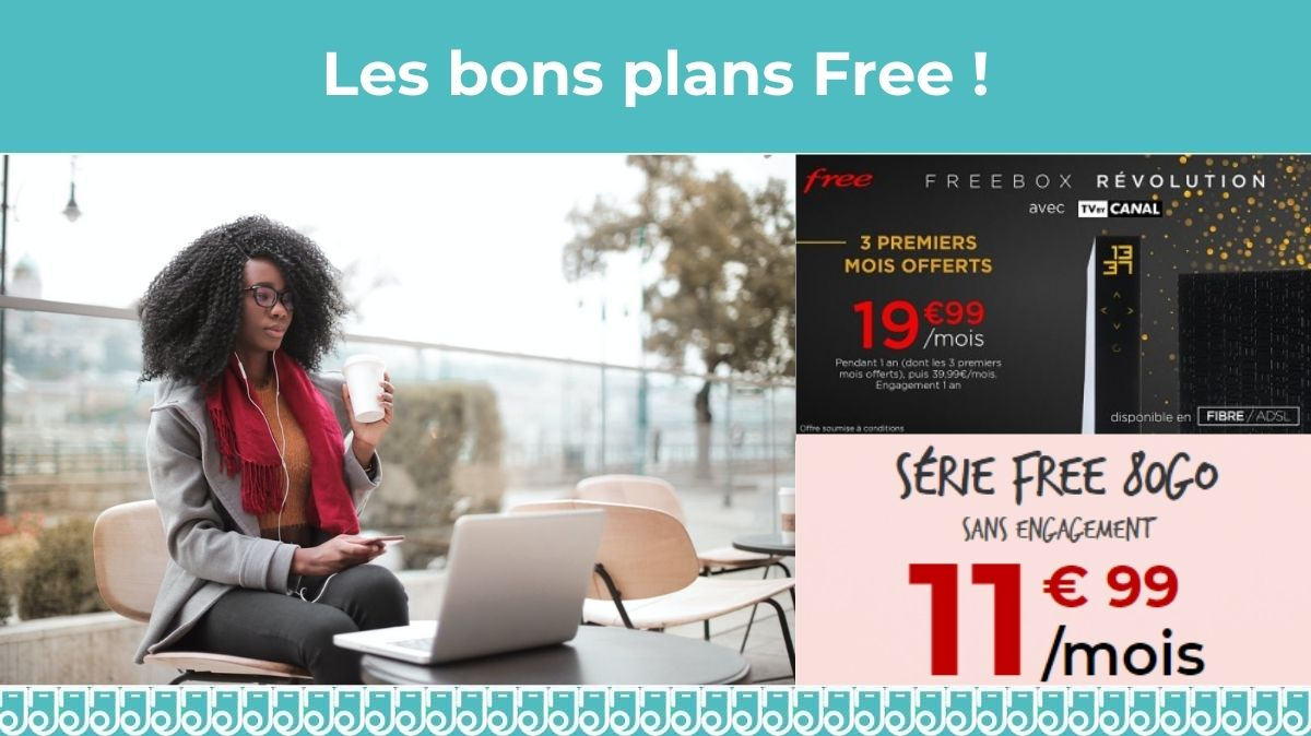 bons plans Freebox