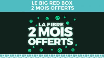 BIG RED BOX 2 mois offerts