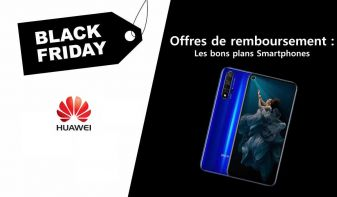black friday Huawei