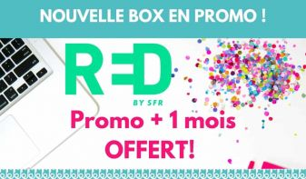 box internet en promo pas chère red by sfr