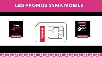 Promos syma mobile 29 avril