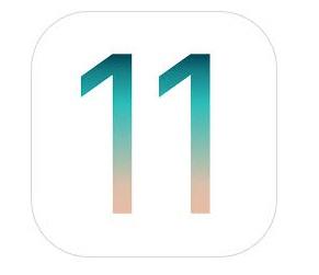 Système d'exploitation iOS11 Apple