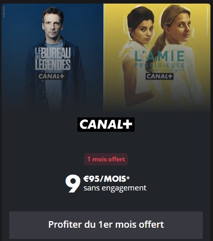 canal+ pas cher
