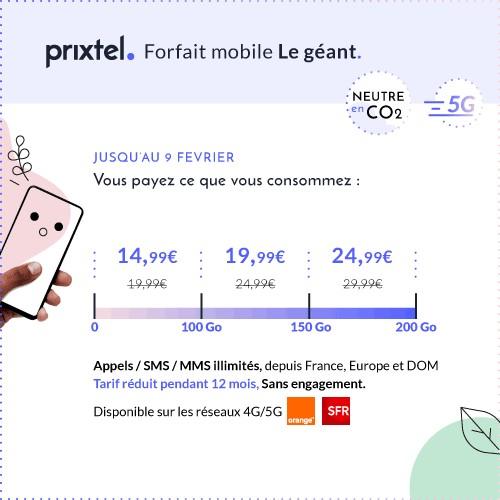 Prixtel Le geant