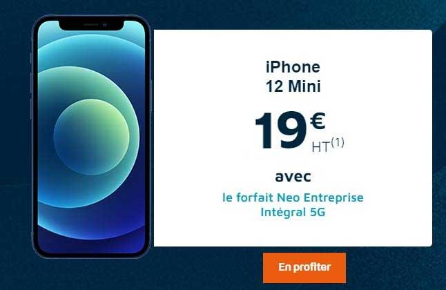 iPhone 12 Bouygues Telecom Entreprise