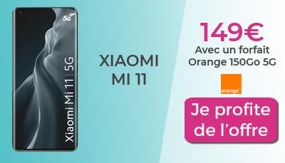 Xiaomi Mi 11 Orange