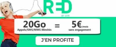 Frofait red en promo à 5 euros