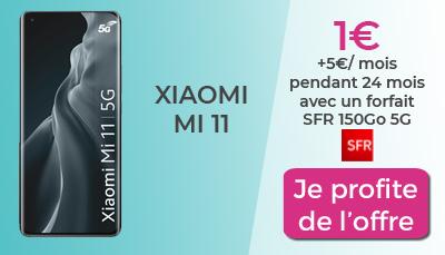 Xiaomi Mi 11 SFR