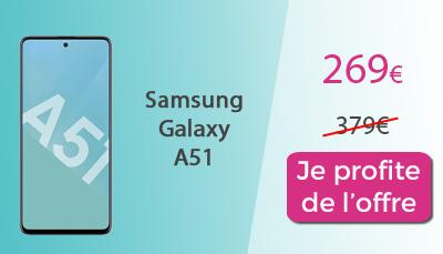Galaxy A51 Sosh