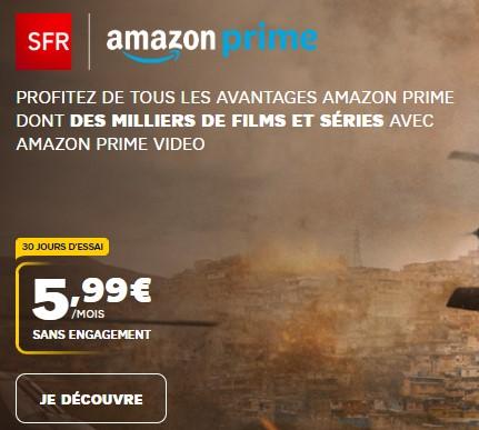 Amazon Prime SFR