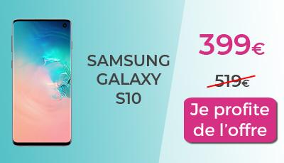 Promo Galaxy S10
