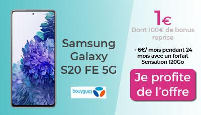 Samsung Galaxy S20 FE BT