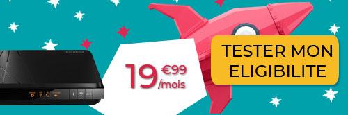 SOSH ADSL OU Fibre à 19,99€