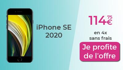 iPhone SE 2020 SOSH