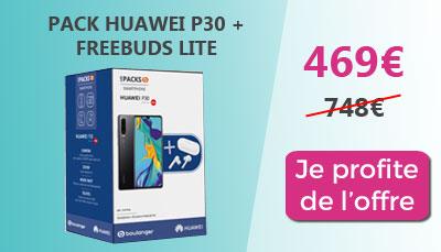 pack huawei p30