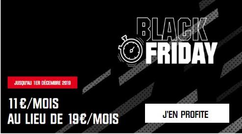 RMC Sport Black Friday
