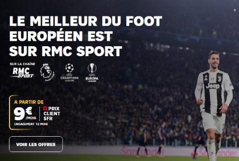 RMC Sport SFR