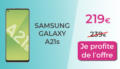 promo galaxy A21s