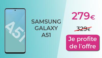 promo galaxy A51