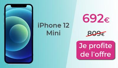 iPhone 12 mini Fnac