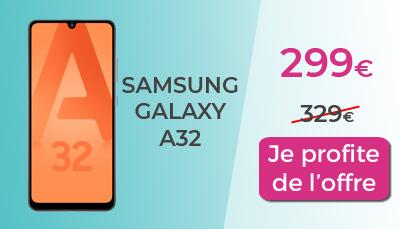 promo galaxy A32