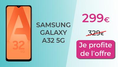 Galaxy A32 5G RED