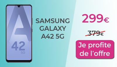 promo galaxy A42