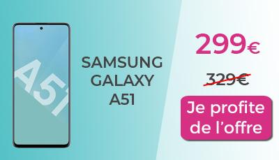 promo galaxy a 51