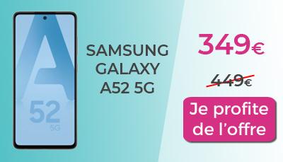 promo samsung galaxy A52
