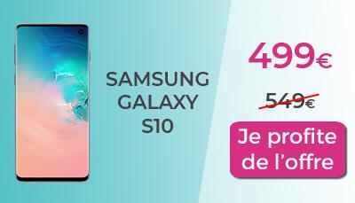 promo french days galaxy S10
