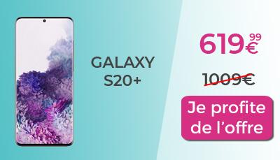 promo galaxy S20 plus
