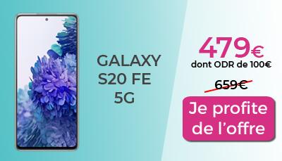 Galaxy S20 FE 5G RED