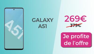 Samsung Galaxy A51 Cdiscount