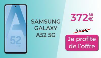 Galaxy A52 5G Rakuten