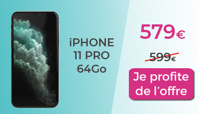 iphone 11 pro promo