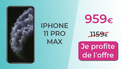 promo iphone 11 pro max