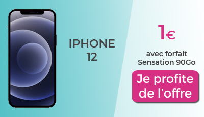 promo iphone 12 bouygues