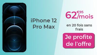 promo iphone 12 pro max