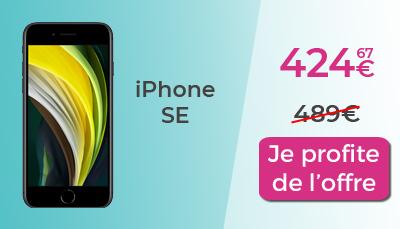 iphone SE pas cher