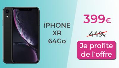 iphone XR promo