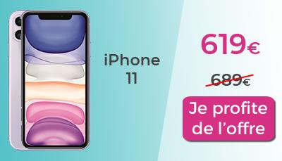 promo iphone 11