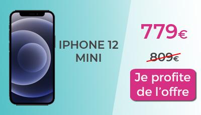 IPhone 12 mini pas cher